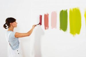 выбор цветов для интерьера