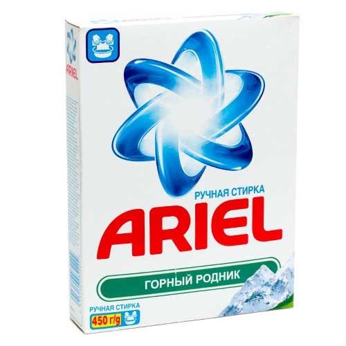 Ариель-руч.стирка 450гр.