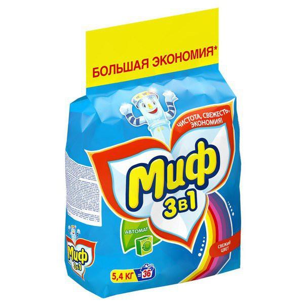 МИФ 5,4кг  автомат