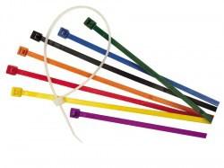 Хомут-стяжка цветные 2,5х200