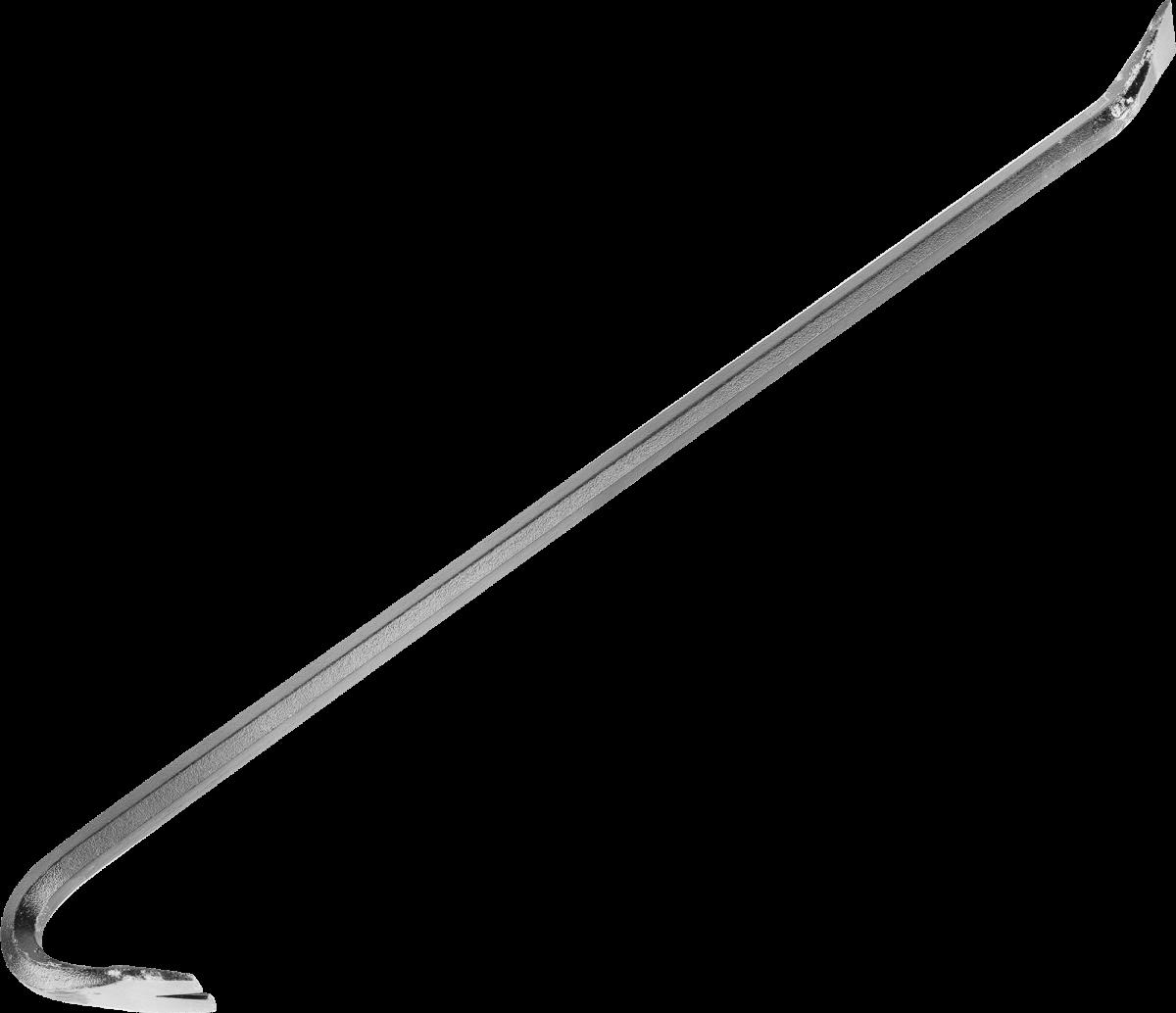 Лом-гвоздодер  600 мм шестигр