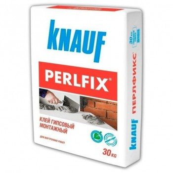 Перлфикс клей д/ГКЛ 30 кг