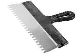 Шпатель зубчатый 150 мм