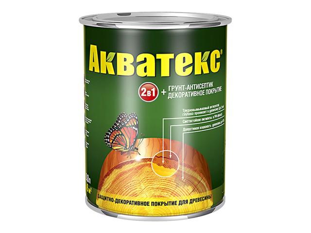 Акватекс палисандр  0,8л