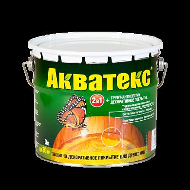 Акватекс орех  3,0л