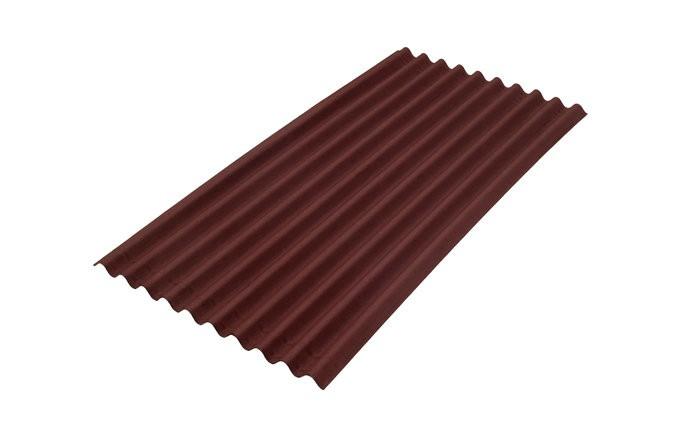 Ондулин коричневый 1,95х0,95