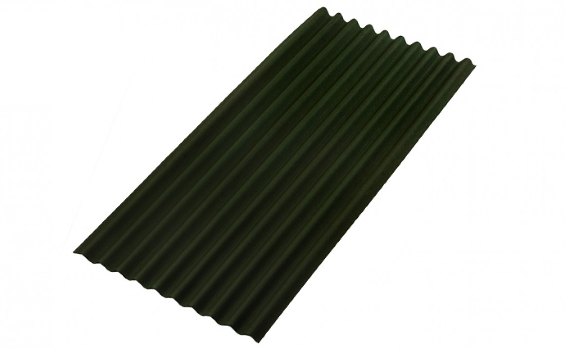 Ондулин зеленый 1,95х0,95