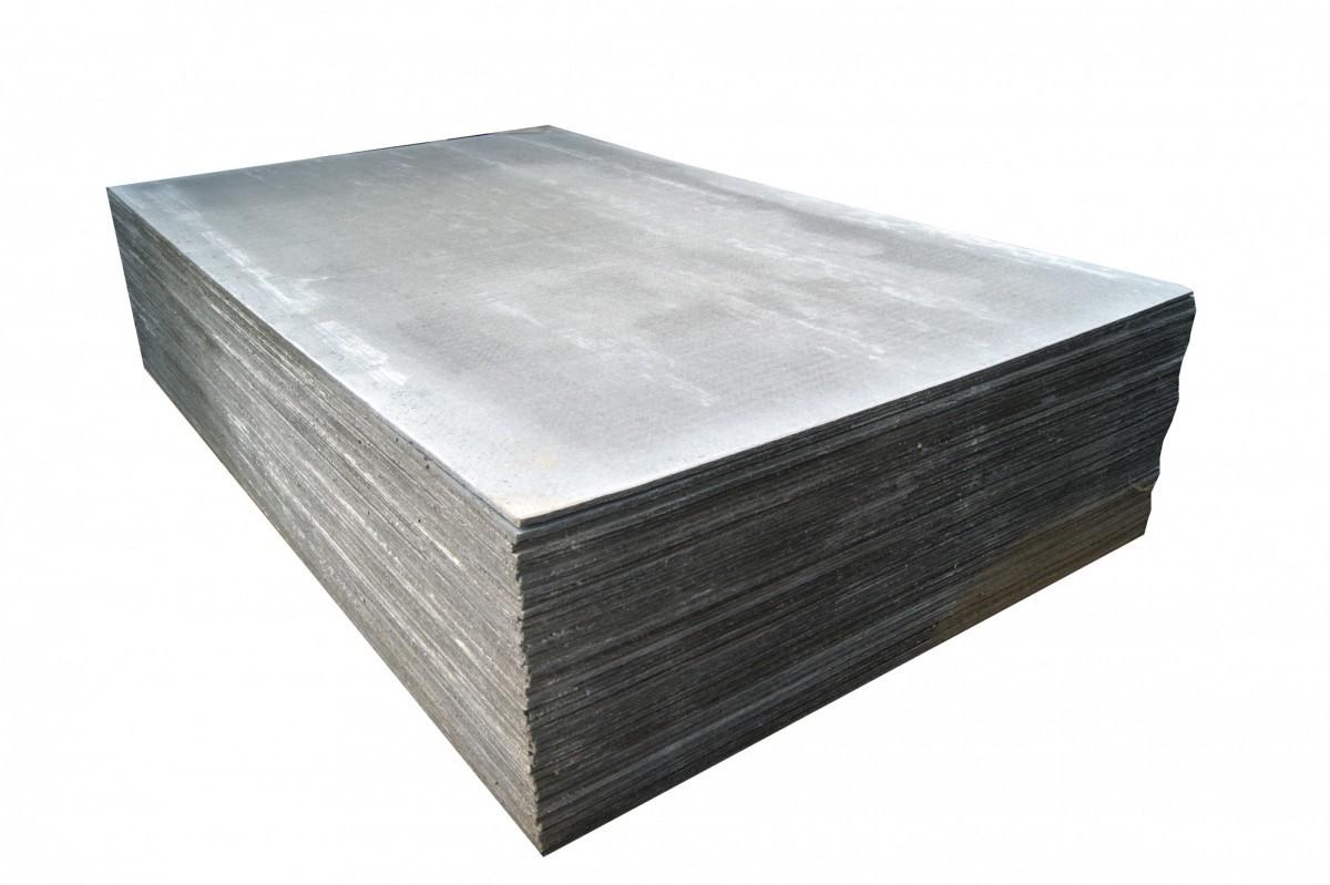 Шифер плоский  6 мм(1,75х1,10)