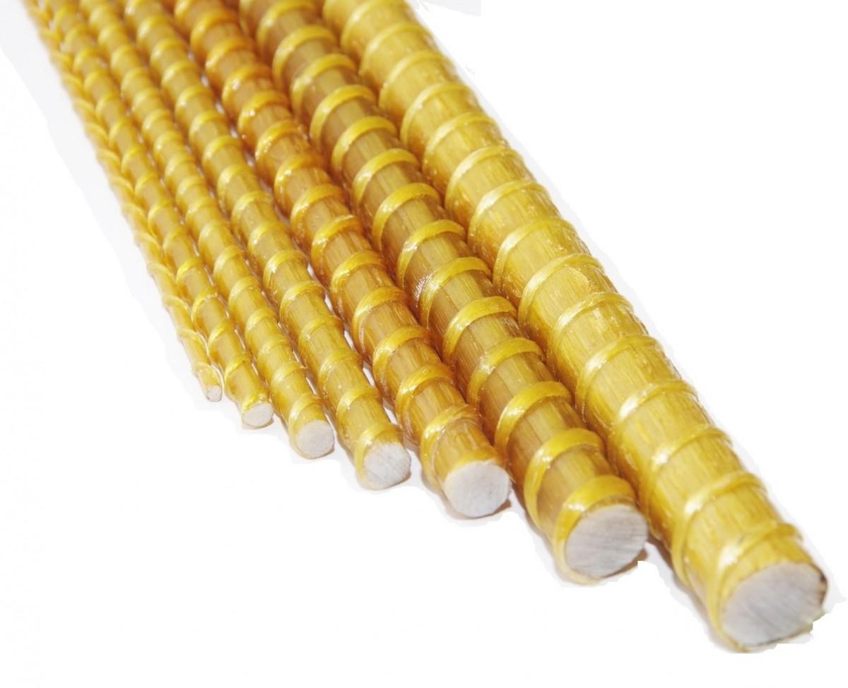 Стеклопластиковая арматура д.10 мм, бухта 50 пог.м/шт